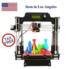 GEEETECH 3D Printer Prusa I3 Pro W Wood DIY Auto leveling High Precision LCD2004