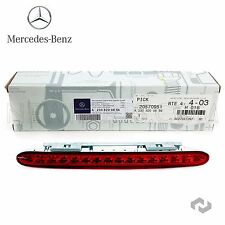 Mercedes-Benz SL Genuine Third Stop Light Trunk Rear Lamp SL550 SL500 03-up NEW