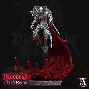 Bloodcloak Vampire Warriors  - Archvillain Games - Fantasy - D&D