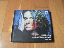Patricia Kopatchinskaja : Take Two - Biber, Holliger, Cage, Milhaud - CD Alpha