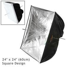 "Lusana Studio 24"" x 36"" Flash Speedlite Umbrella Softbox Photography Reflector"