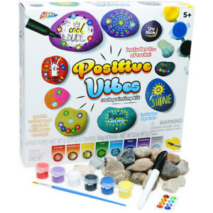 Painting rock art™ kit (vibes)~ New