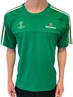 adidas H Tee G88521~Mens T-Shirt~Champions League~S, M, L & XL Heineken Ireland