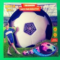 HOVER BALL SOFT & SAFE INDOOR FUN FASHION MUSIC & LIGHTS