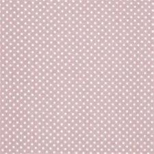 AU MAISON Wachstuch Dots Lavender altrosa Punkte beschichtete Baumwolle 0,5Meter