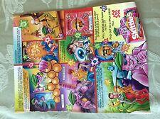 m17a8 ephemera 1990s advert skittles sweets ozzie