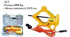 Cric/Sollevatore elettrico 12 Volt per auto con telecomando Blinky - EJ-20