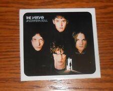 The Verve A Northern Soul Sticker Decal Square Promo 3.5x3.5 RARE