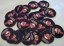 CLEVELAND INDIANS POGS SLAMMERS LOT FRANCHISE HISTORY 1901 *NEW* WAHOO