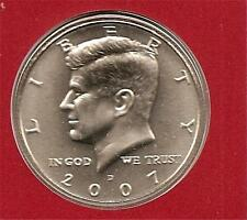2007-D SATIN FINISHED MINT SEALED HALF DOLLAR