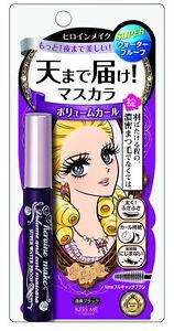 Tenmade Todoke Mascara, Heroin Make, Volume Curl, Long Last, Water proof, Japan