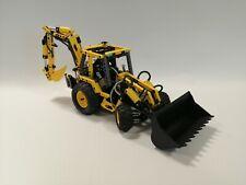 LEGO TECHNIC 8455-pneumatique Excavateurs 100% complet