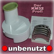 █ BRAUN KM32 🔴 NAGELNEU 🔴 SCHNITZELWERK KS32 für Küchenmaschine KM 32 31 3