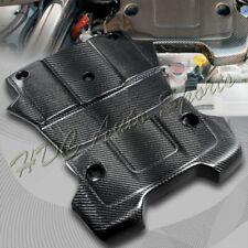 For 2009-2016 Nissan 370Z Z34 Light Weight Real Carbon Fiber Engine Cover Kit