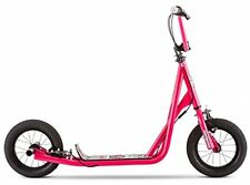 Mongoose 2016 Expo Scooter,Birthday Gifts Activity Outdoors 12in , Pink/Black