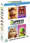 THE MUPPETS Bumper 6 Film Collection Blu-Ray Set BRAND NEW Free Ship
