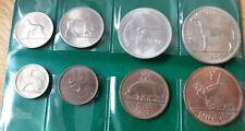Ireland 1966 Uncirculated Coin Set in Wallet