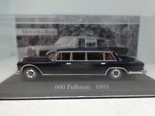 DeAgostini : Mercedes 600 Pullman ( W100 ) 1963 Scale 1:43