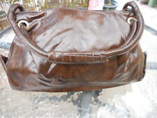 Handbag Messenger Bags Sling Shoulder Bag Flaps Sling Bag  Dark Brown G0010