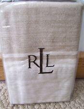 Ralph Lauren Villa Camelia Stripe Pair of Standard Pillowcases 100% cotton 300TC