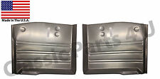 1955 1956 1957 CHEVY CHEVROLET FRONT FLOOR PANS NEW PAIR! FREE SHIPPING!
