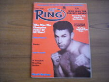 September The Ring Monthly Sports Magazines