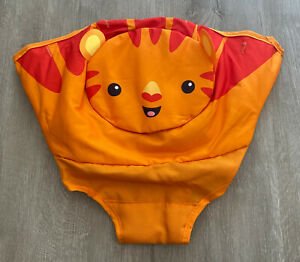 Fisher Price Tiger Time Jumperoo Replacement Seat Pad Cover Only Part FREE SHIP