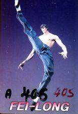 """10""""Street Fighter FEI LONG Kicking Vinyl Model Kit 1/8"""