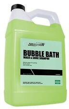 NEW Nanoskin NA BUB128 Bubble Bath Car Wash and Shine Shampoo  1 Gallon