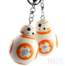 """Star Wars The Force Awakens BB 8 Droid Robot"" Figure Porte-clés Pendentif"