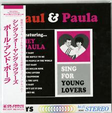 PAUL & PAULA-SING FOR YOUNG LOVERS-JAPAN MINI LP CD BONUS TRACK C94