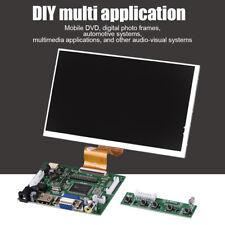 Pro Raspberry Pi2 3 HDMI VGA AV Driver Board+7'' 1024X600 TFT Display Screen Kit