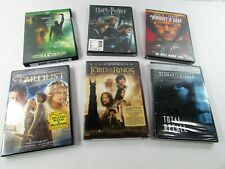 Lot Of 6 Sci-Fi Fantasy Family Action Dvd's Brand New Sealed