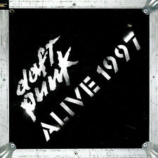 Daft Punk ALIVE 1997 (EU) Live Album 180g NEW SEALED VINYL RECORD LP