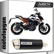 ARROW SCARICO THUNDER NERO KTM DUKE 125 2017 17