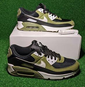 Nike ID Air Max 90 Essential White Green Black CT3621-991 US 8.5/UK 7.5/EUR 42