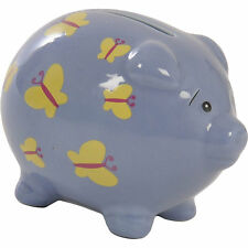 Bright Banks Butterfly Piggy Bank