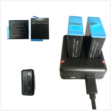 For Gopro Hero 9 Action Camera Camera Battery Charger Smart Charging Box Part