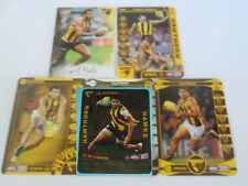 2011 Teamcoach Gold card #140 Cyril Rioli - Hawthorn + 2018,2014,2013 commons