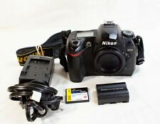 Nikon D D70s 6.1MP Digital SLR Camera - Black (Body Only)