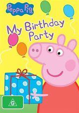 Peppa Pig: My Birthday Party  - DVD -  Region 4