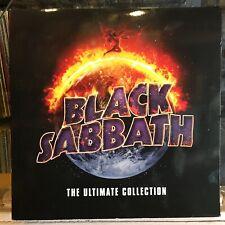 [ROCK/POP]~NM 4 LP~BOXED SET~BLACK SABBATH~The Ultimate Collection 180 GRAM]
