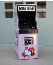 Hello Kitty Arcade Game Miniature 1/24 Scale G Scale Diorama Accessory Item