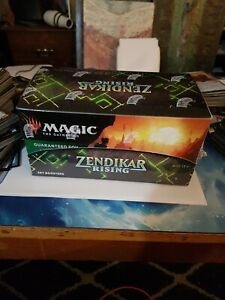 Mtg booster box sealed english 1× ZNR Set Booster Box Need Money Now #mtgsale !!