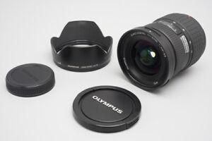 Olympus Zuiko Digital 11-22mm f/2.8-3.5 Zoom Lens, for Four Thirds 4/3 Mount