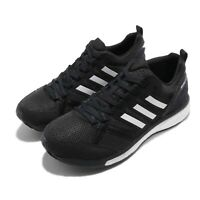 adidas Adizero Tempo 9 M Boost Black White Men Running Shoes Sneakers B37423