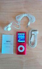 Reproductor MP5, MP4, MP3, video, radio, música, juegos, imágenes, NUEVO