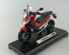 WELLY HONDA X-ADV 1:18 DIE CAST MODEL NEW LICENSED MOTORCYCLE SCOOTER
