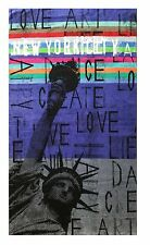 Lasa Saunatuch  Duschtuch Badetuch New York Velouroptik  100 x 180 cm