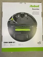 iRobot Roomba E5 (5150) Robot Vacuum Wi-Fi Connected, Self-Charging